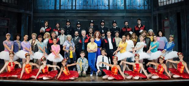 Entradas gratis para fomentar el teatro musical como en el West End, 'Billy Elliot' da el paso