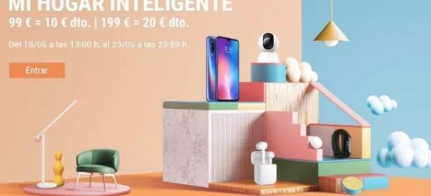 Web de Xiaomi