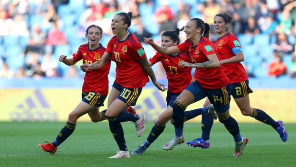 Fútbol femenino - cover