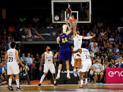 El Real Madrid gana la Liga ACB