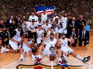 El Real Madrid, campeón de la ACB 2019
