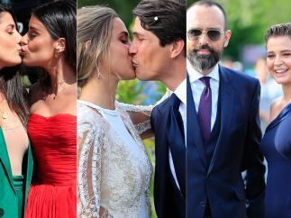 La boda de María Pombo en imágenes