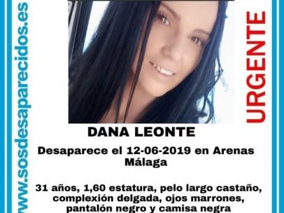 La desaparecida en Arenas