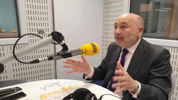 El delegado del Gobierno en Galicia, Javier Losada.