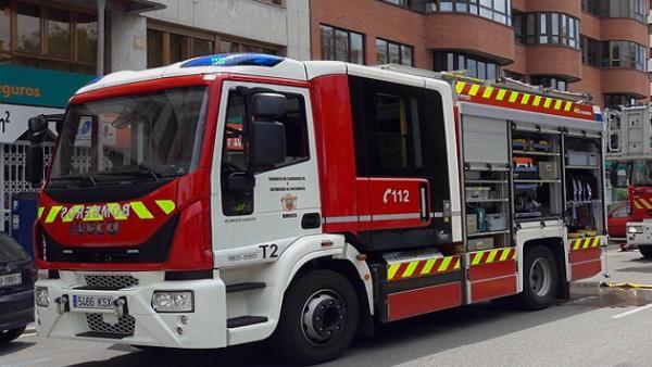 Suc.- Herida una mujer de 40 años tras sufrir una caída en una zona de escalada en Peñahorada (Burgos)