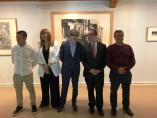 El Museo del Grabado Español Contemporáneo de Marbella expone una selección de obras de Picasso, Vilató y Xavier en la pinacoteca de la localidad natal de Goy