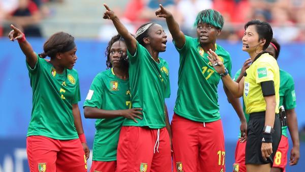 Inglaterra - Camerún