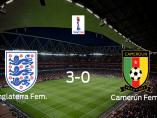 Inglaterra supera los octavos de final tras derrotar a Camerún (3-0)