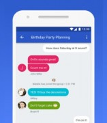 RCS Chat, el servicio de mensajería de Google