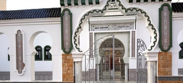 Mezquita tiroteada en Ceuta