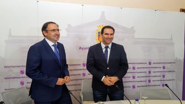 Ayuntamiento de Palencia contará con una dedicación exclusiva y media más y Vox asumirá la Agencia de Desarrollo Local