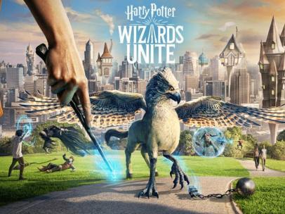 'Harry Potter Wizards Unite'