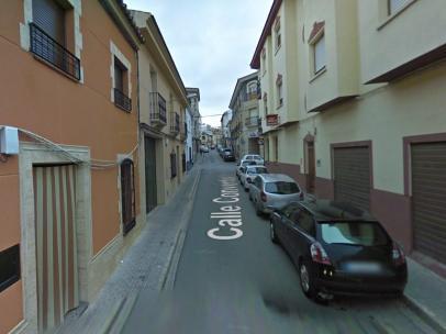 Calle Convento de La Soana