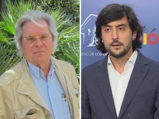 Toni Roldán y Javier Nart abandonan Ciudadanos