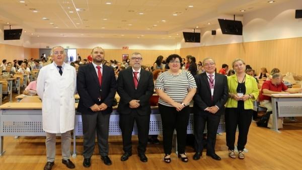 Inauguración de la Reunión de la Sociedad Española de Catálisis 2019