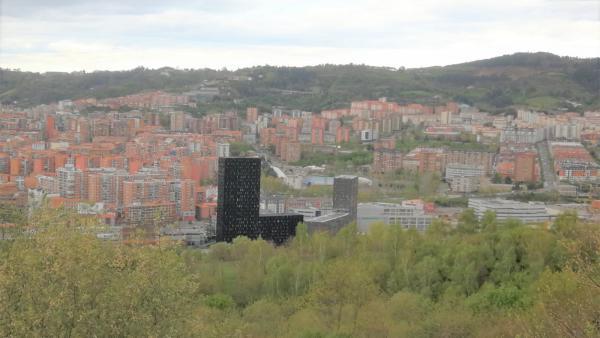 Torres de Bolueta, en Bilbao