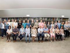 Asistentes al Comité de Seguimiento del Programa de Desarrollo Rural de Navarra