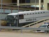 El autobús traslada a los presos del procès