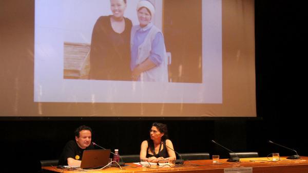 Profesionales y aficionados abordan el estado y mensaje de la narración oral