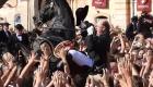 Ciutadella celebra sus fiestas de San Juan con caballos