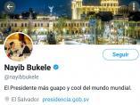 Twitter de Nayib Bukele