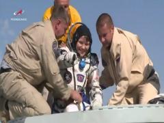 Regreso de la Estación Espacial Internacional