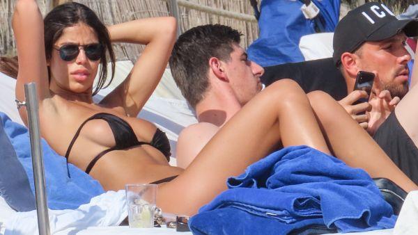 Relajados en Ibiza