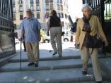 Pensionistas, en una imagen de archivo