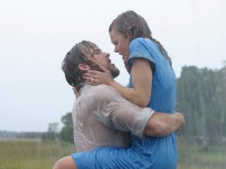 El beso bajo la lluvia se llevó un premio