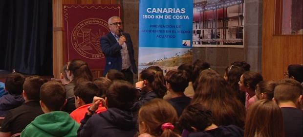'Canarias, 1500 Km de Costa' abre el plazo de inscripción para sus charlas sobre prevención de ...