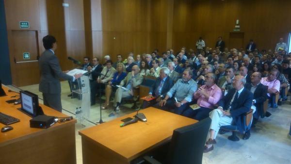 Sevilla.- Patronal, sindicatos, colegios profesionales y asociaciones se unen en demanda de los proyectos 'estratégicos'