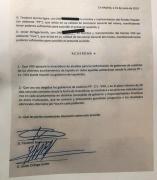 Acuerdo PP-Vox