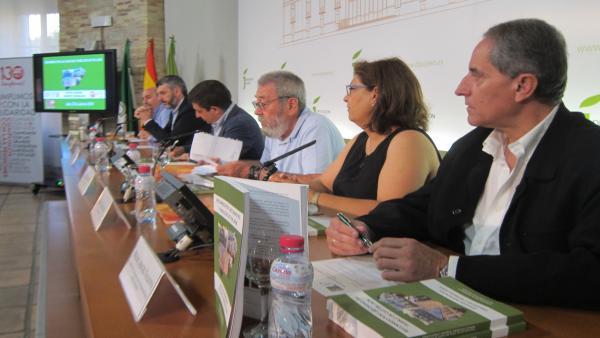 Presentación del libro sobre las Casas del Pueblo de UGT