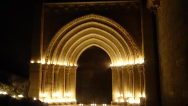 La parroquia de Ucero (Soria) denuncia actos que 'rozan el vandalismo' contra la ermita de San Bartolomé