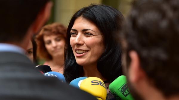 """Davó, portaveu d'Unides Podem: """"És moment que les dones ocupem llocs de responsabilitat i visibilitat màxima"""""""