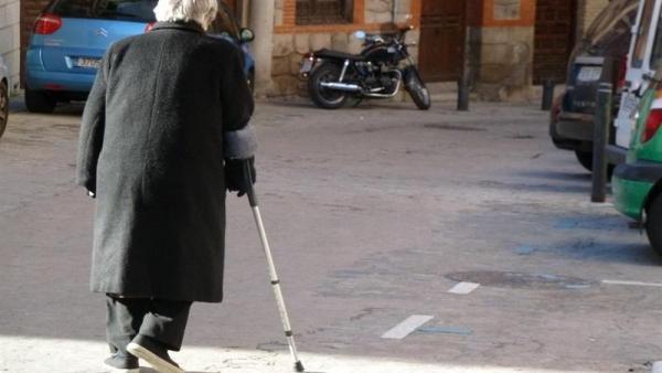 Pensionista, anciana