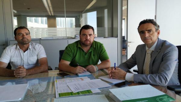 Málaga.- Vecinos de Arriate piden a la Junta que se reinicien las obras de la variante