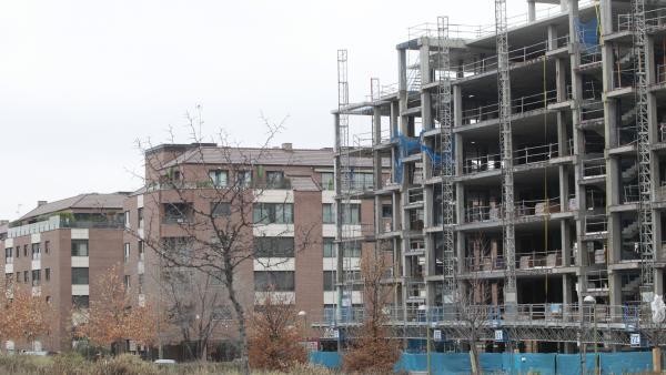 Imagen de recurso de pisos y obras.