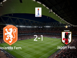 Holanda se clasifica para los cuartos de final tras vencer 2-1 a Japón