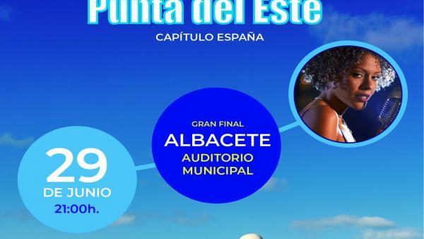 Cartel de la final española del FIPE en Albacete