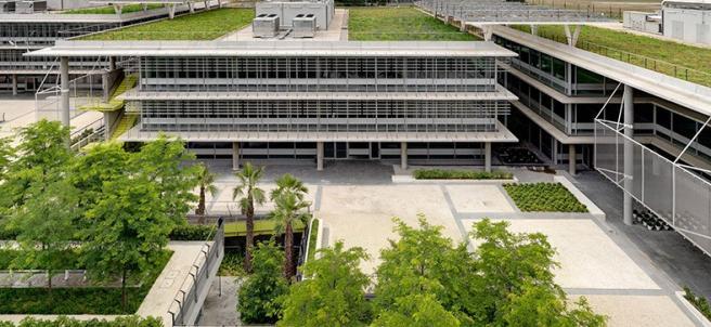 Sede de Abengoa en Palmas Altas