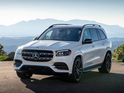 Un SUV de siete plazas, la nueva apuesta de Mercedes