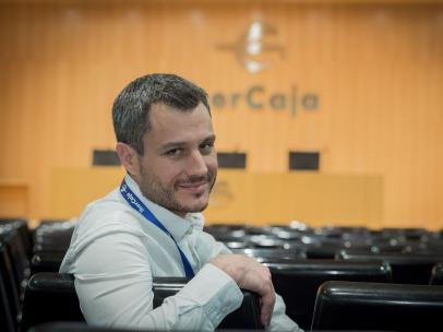 Nacho Torre, Director de Marketing de Ibercaja