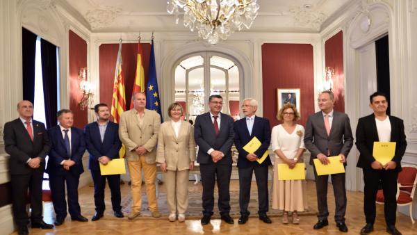 Els senadors territorials es posen com a repte donar veu als valencians i reivindicar el finançament