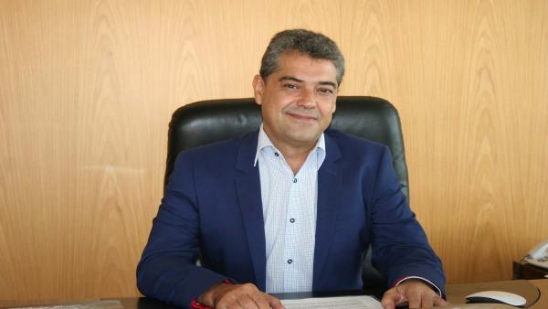 El rector de la Universidad de Almería (UAL), Carmelo Rodríguez