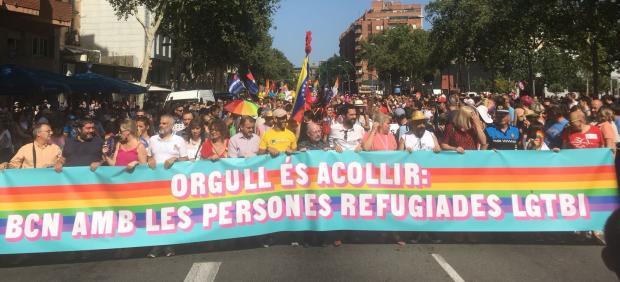 Pride! Barcelona veta a Cs