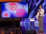 Andy Rowell interpreta 'Tequila' del grupo The Champs de forma surrealista en 'America's Got Talent'