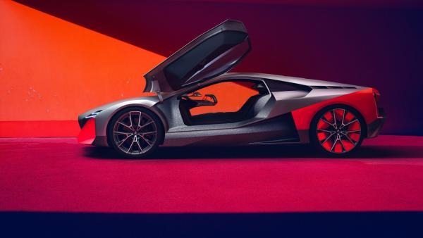 El coche del futuro: un híbrido enchufable con 600 caballos de potencia.