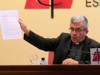 Luis Argüello informa sobre la reunión de la Comisión Permanente