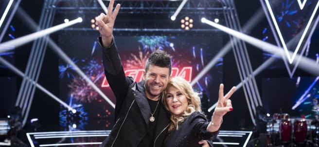 Pablo López y Helena Bianco